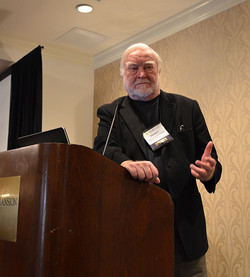 Mihaly Csikszentmihaly was our Keynote Speaker on day 2