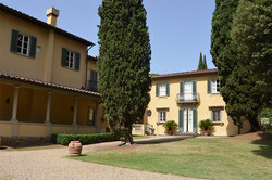 The conference was held at La Pietra Conference Center