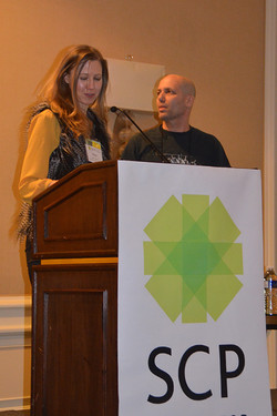 Gal Zauberman and Nina Mazar will co-chair next year's conference in St. Pete's Beach, Florida