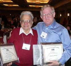 2007 Conference Award Winners Hal Kassarjian and Jim Bettman