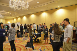 Poster Session Reception on Friday evening