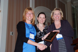 Gratiana Pol (USC) is a runner-up in the Dissertation Proposal competition (with Maria Cronley and P