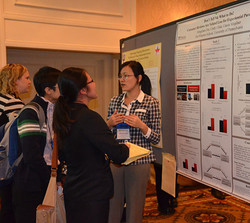 Another poster presentation