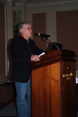Larry Compeau presents the state of SCP