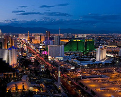 This year's conference was held in Las Vegas, Nevada
