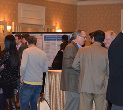 Friday night Poster Session Reception