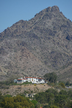 The Event was held at the Wrigley Mansion