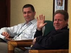 Jesper Nielsen and Steve Hoeffler want a piece of the Park Prize next year