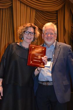 Norbert Shwarz presents Kathleen Vohs th