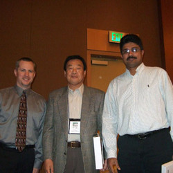 Mahesh Gopinath and co-authors (not pictured) received the first Park Prize for Outstanding Contribu