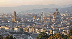 The conference city-Florence, Italy