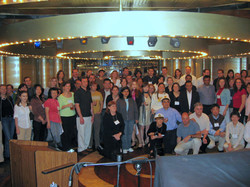 Cruise attendees