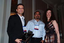 Vicki thanks our fantastic conference chairs-Anirban Mukhopadhyay and Amitav Chakravarti