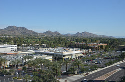 With lovely views of Phoenix