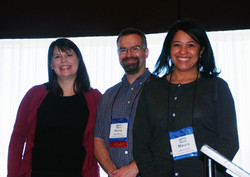 Thanks to the fantastic conference chairs-Naomi Mandel, David Silvera, and Maura Scott (PhD consorti