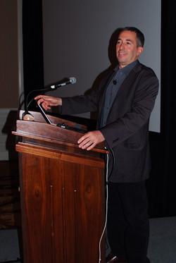 Eldar Shafir was our Keynote Speaker on Friday