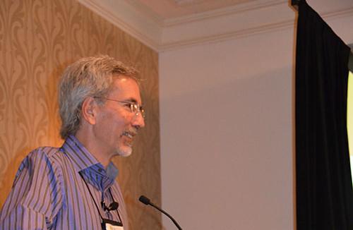 Tom Gilovich was our Keynote Speaker on day 1