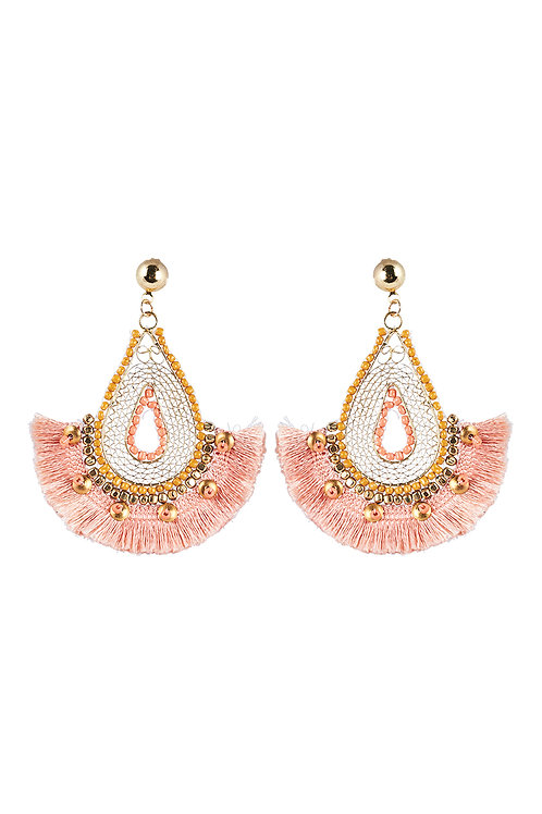 Kalahari Teardrop Earrings