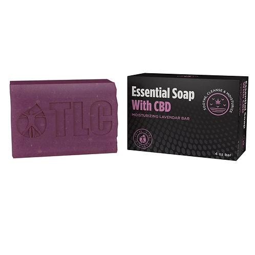 CBD Essential Soap