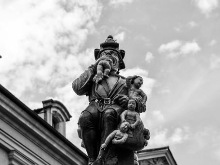 L'amnésie de l'ogre et le clin d'oeil de Paul VI