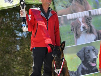 Lawinenhunde SM 2019 / Championnat suisse des chiens d'avalanche 2019