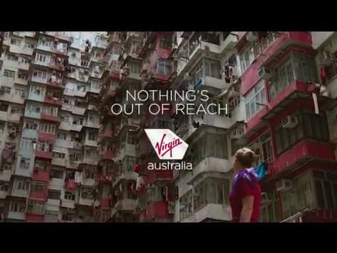Virgin Australia Hong Kong Kristy Wordsworth 2017