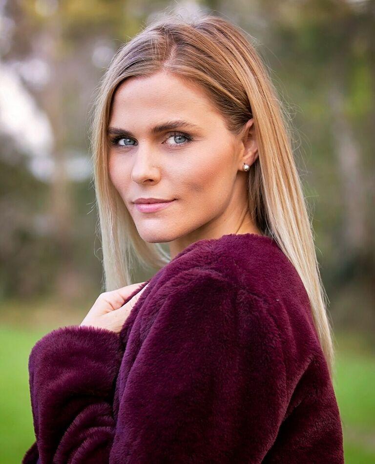 Kristy Wordsworth shot by Dustin Kopps Photography