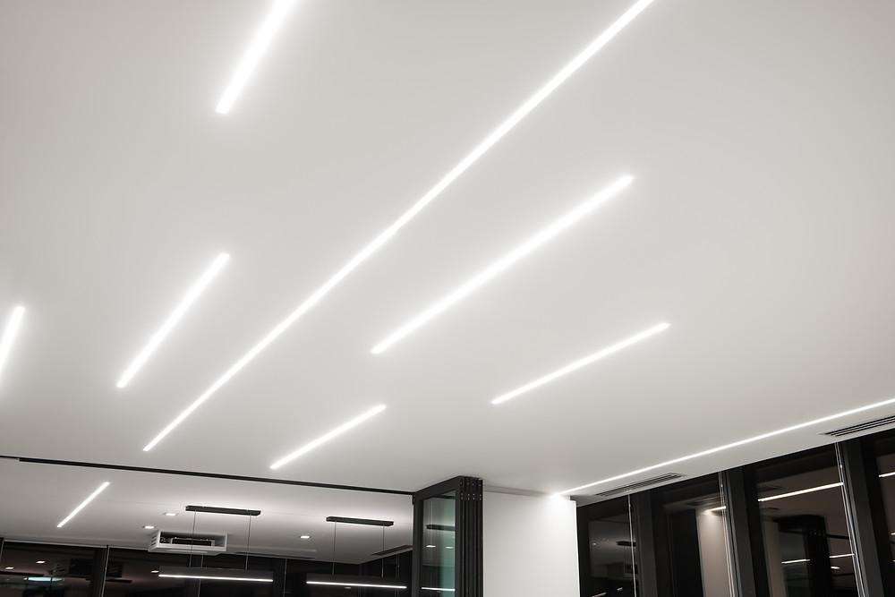 CodeLumen LED Recessed Linear Lighting Solution