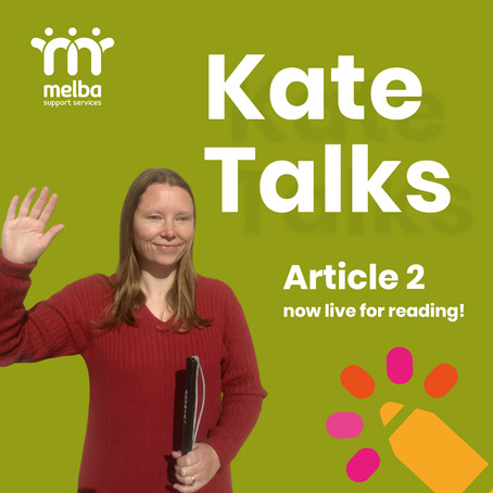 Kate Talks // 11 August 2020
