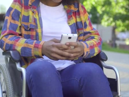 What are the best disability-friendly apps out there at the moment?