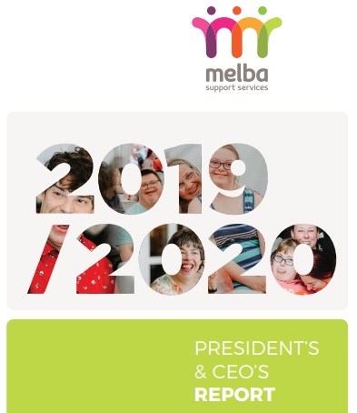 2019/20 President's and CEO's report