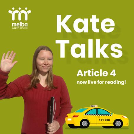 Kate Talks // 25 August 2020