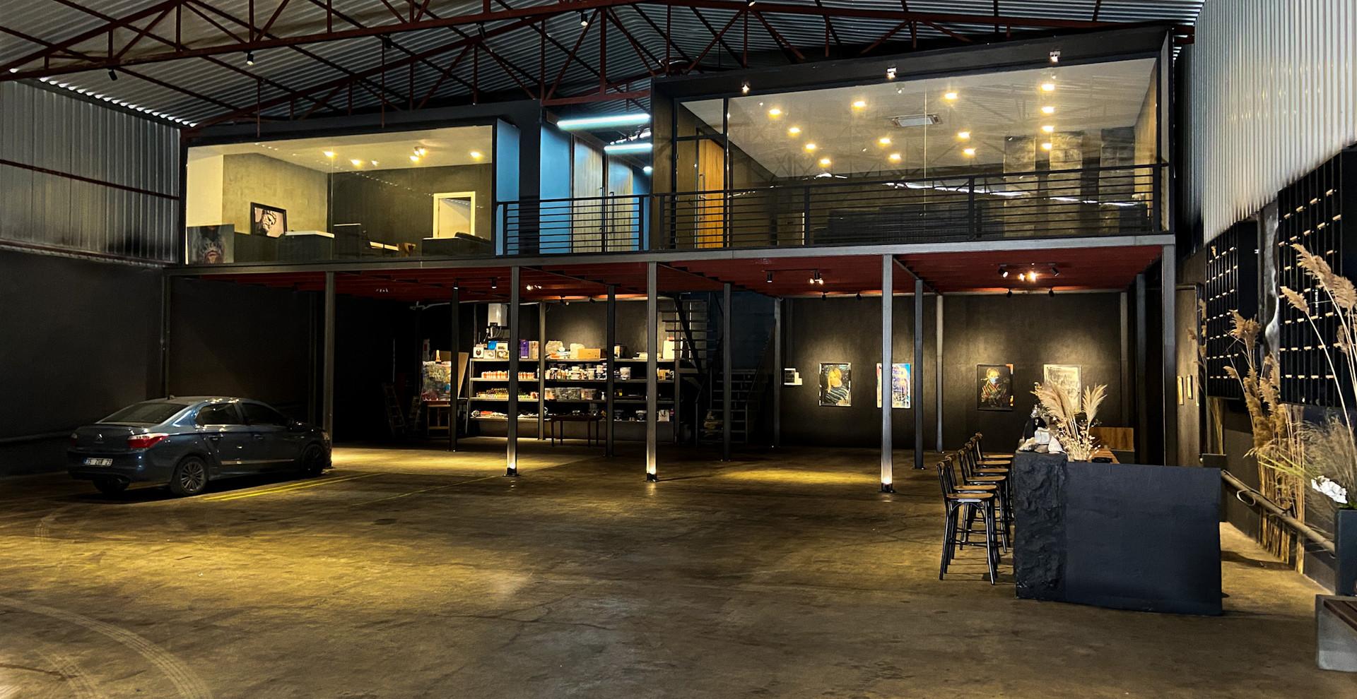 232 Artworks Office