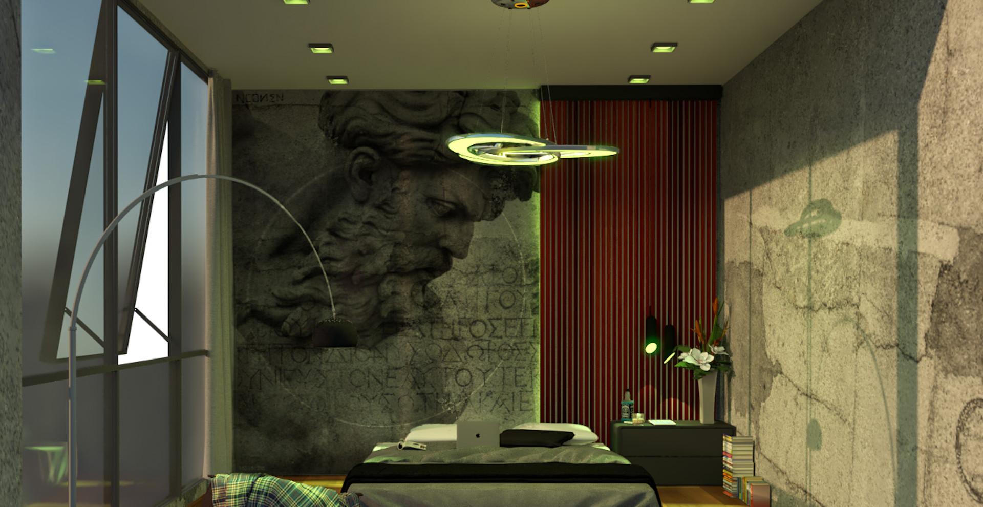 Bedroom of NCONEN