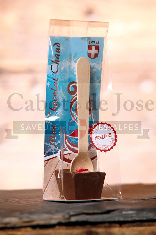 Chocolat Chaud Pralines