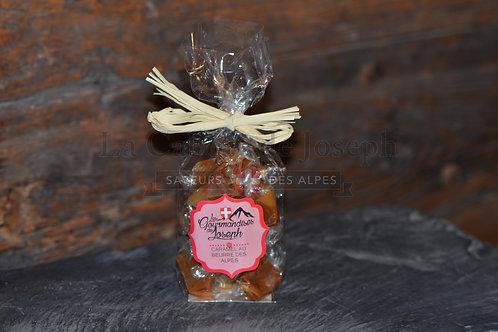 Caramels au beurre des Alpes