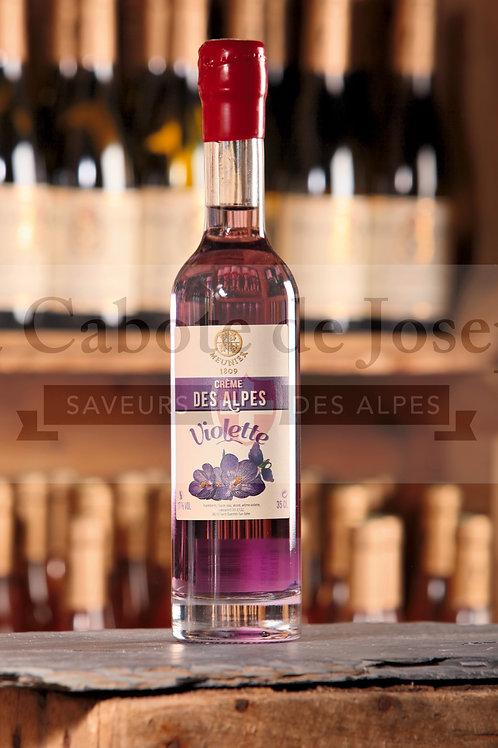 Crème des Alpes Violette (35cl)