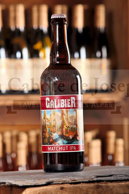 "BIÈRE DU GALIBIER ""MATCHUT"" 75cl"