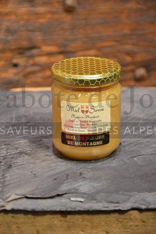 Miel de montagne 250gr