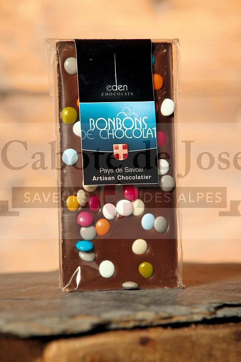 Chocolat Lait / Bonbons de Chocolat