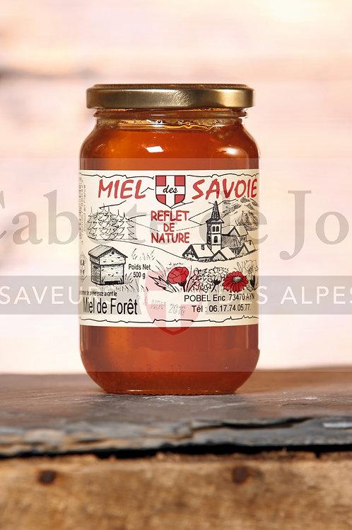 Miel de forêt (500gr)