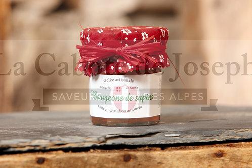 Gelée artisanale Bourgeons de sapins (230gr)