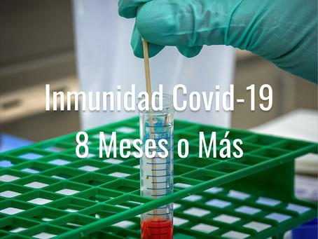 Inmunidad frente al SARS-CoV-2