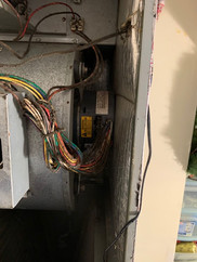 Image of Cable Work in Old Unit