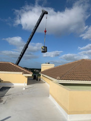 Lifting a System Over the Rooftop