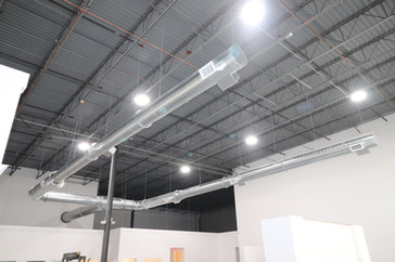 New Warehouse Needed Air Duct Installation