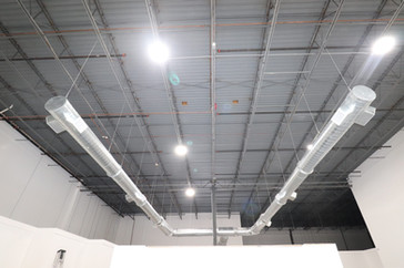 Optimal Layout of Ductwork in this Space