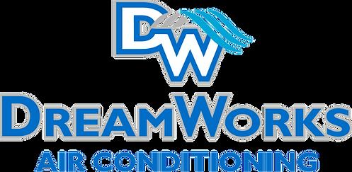 DreamWorks Air Conditioning Logo