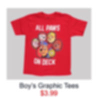 Paw Patrol T-Shirt Fallas Stores All Paws On Deck Red