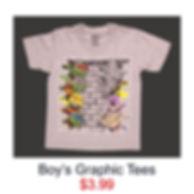 $3.99 Teenage Mutant Ninja Turtle T-Shirt for boys